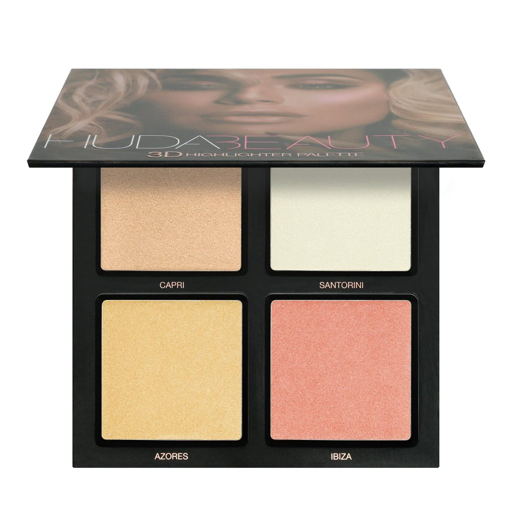 Huda-Beauty-Highlighter-Palette-Pictures