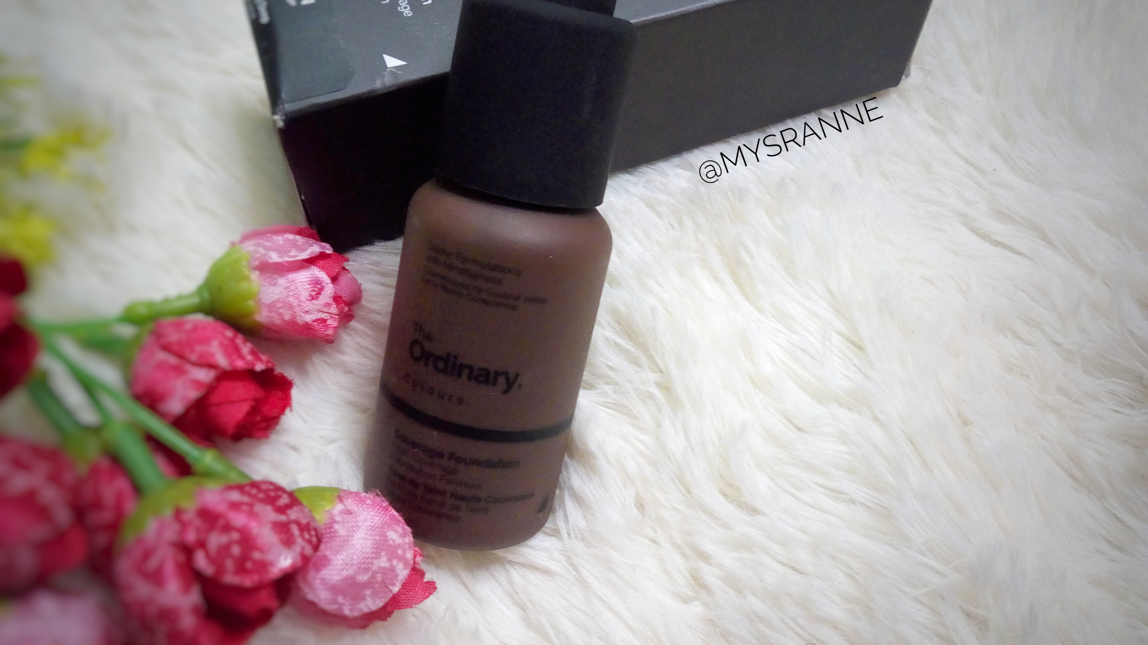 THE ORDINARY FULL COVERAGE FOUNDATION (Review)