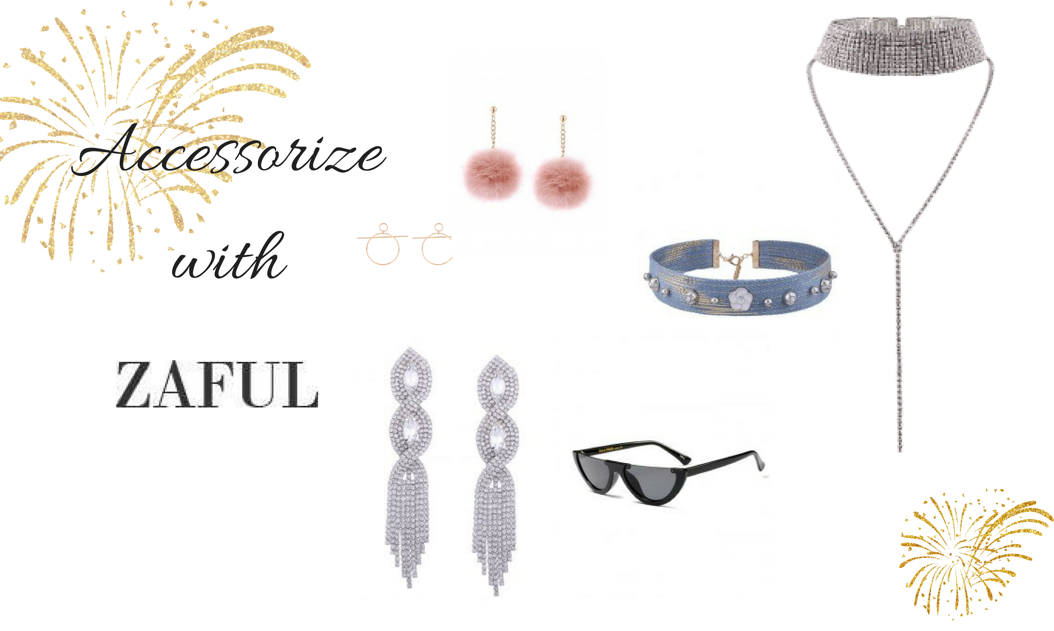 STAY ON TREND WITH ZAFUL ACCESSORIES