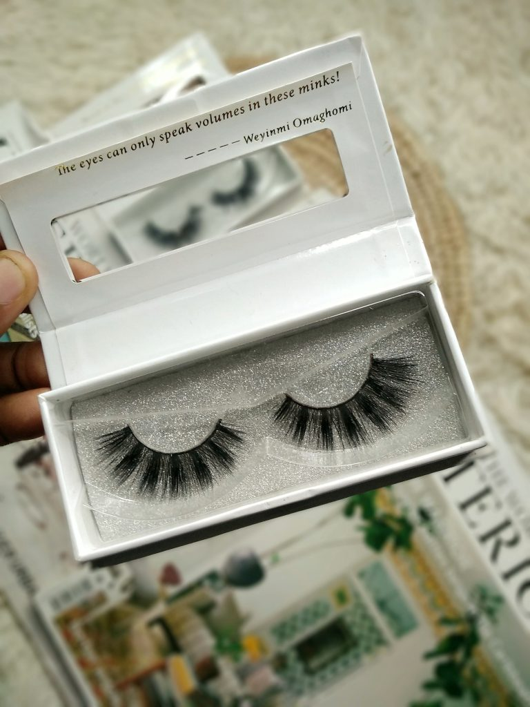 house of wey lashes