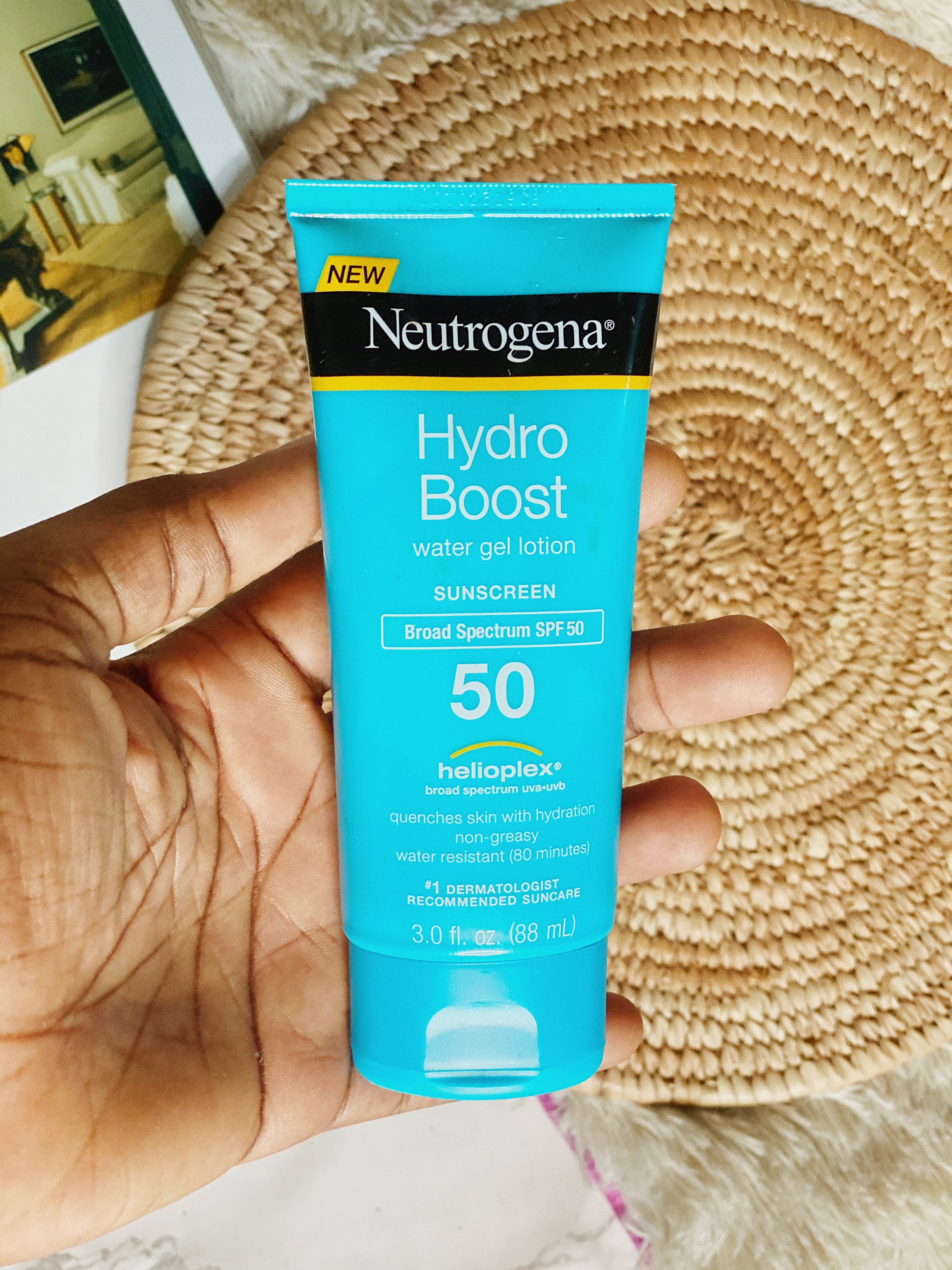 neutrogena hydroboost sunscreen spf 50
